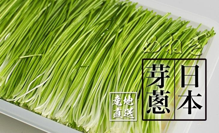 【台北濱江】搭配壽司料理or煮湯提味經典好吃!╣日式蔬菜新上市╠ 日本芽蔥