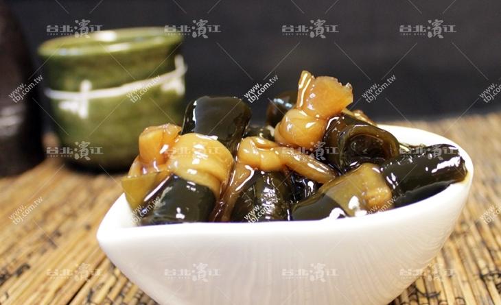 【台北濱江】全家大小都可食用!甜甜鹹鹹的滋味~一口接一口好涮嘴~蜜汁昆布1kg/包