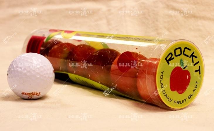 【台北濱江】紐西蘭新品種~迷你小巧香甜好吃!ROCKIT APPLE試管蘋果5顆/管