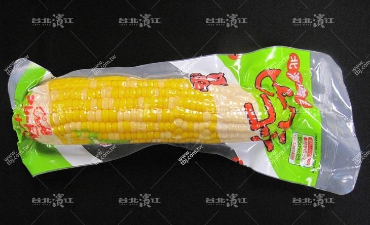 【台北濱江】直送!純淨無污染~鮮甜飽滿~北海道雙色甜玉米400~450g/支