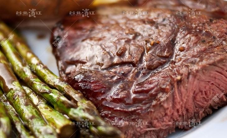 【台北濱江】D餐激鬥!紐西蘭嫩肩扎實完美小鮮肉V.S男子漢厚切松阪豬900g/行 愛 路 美食組