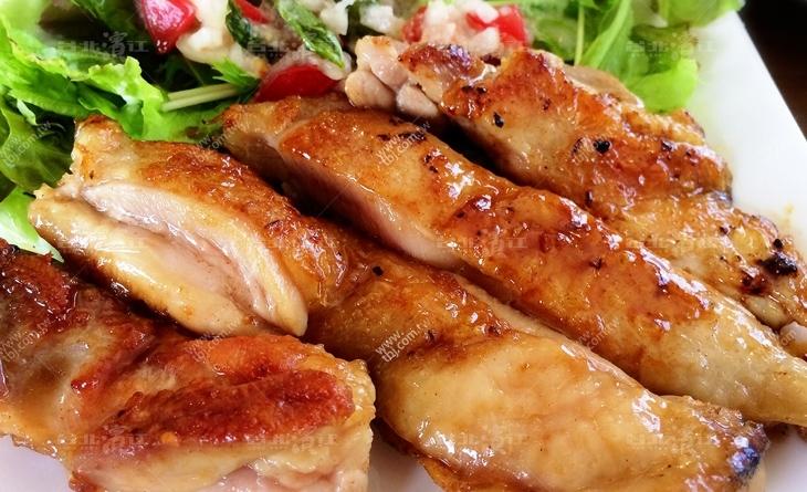 【台北濱江】活動量最大的部位!肉質十分有彈性、汁多味美無腥濱江 街 魚 市場味-香草雞雞骨腿450g±5%支