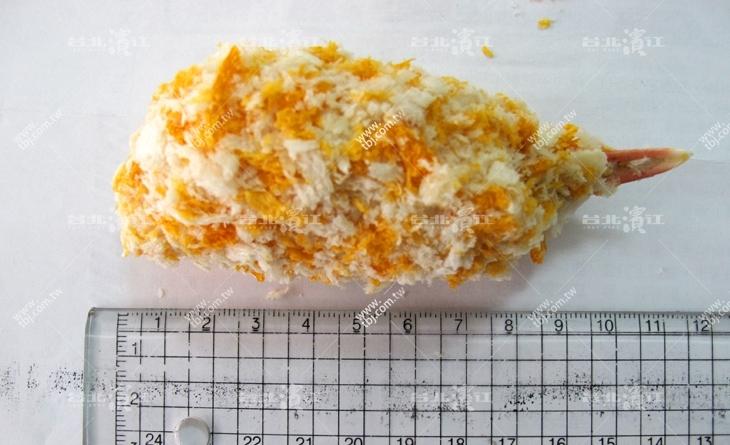 【台北濱江】外酥內嫩的口感,好看又好吃的揚物台北 市 濱江 街 180 巷,料理簡便-日式炸奶油蟹爪10支裝,500g包