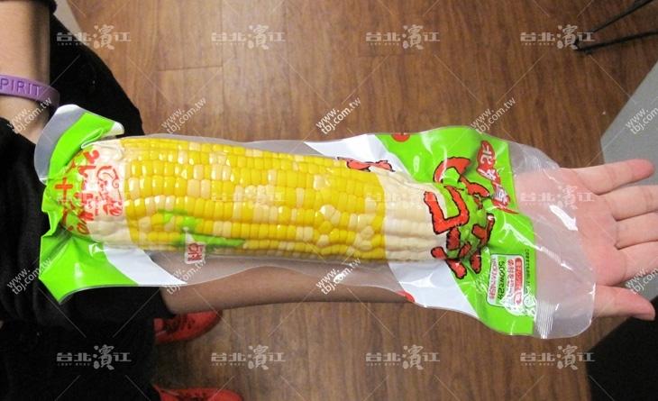 【台北一郎 餐廳 濱江 店濱江】直送!純淨無污染~鮮甜飽滿~北海道雙色甜玉米400~450g/支