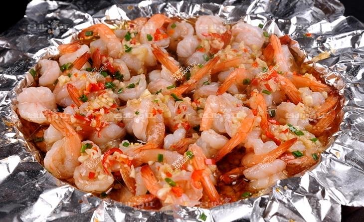 【台北濱江】來自大海的鮮甜好滋味~貼心去頭處理,輕行 愛 路 美食鬆就能享受~草蝦蝴蝶切325g/盒