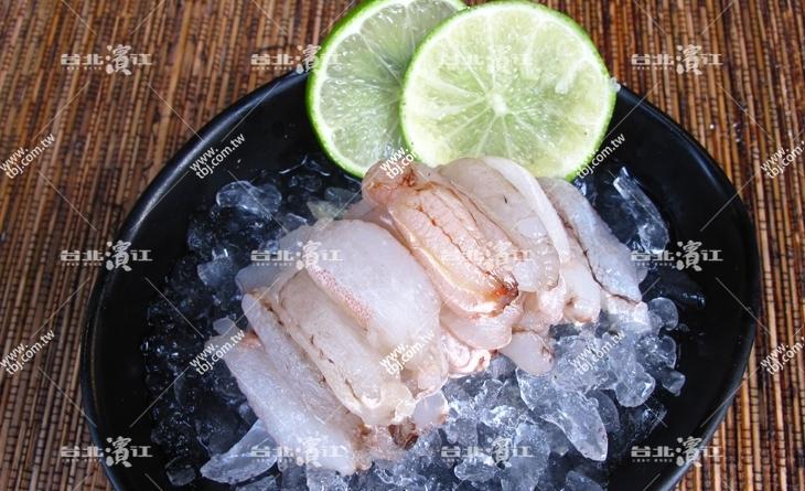 【台北濱江】大人小孩都愛吃濱江 魚 市!肉質鮮嫩美味,適合作各種海鮮料理~生凍蟹腳肉300g/包