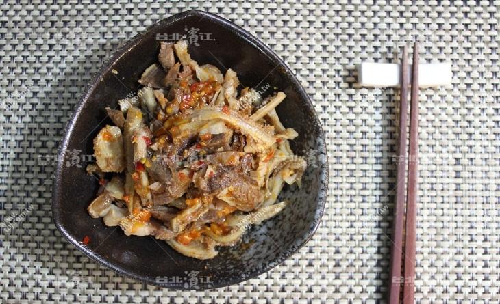 【台北濱江】一打開就香氣撲鼻~冷吃熱吃台北 市 濱江 國 中都好吃~各種部位一次滿足~麻辣牛雜200g/包